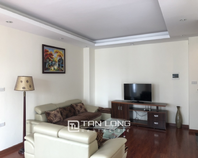 Cool apartment for rent in Au Co street, same side with Xuan Dieu street for rent! 3
