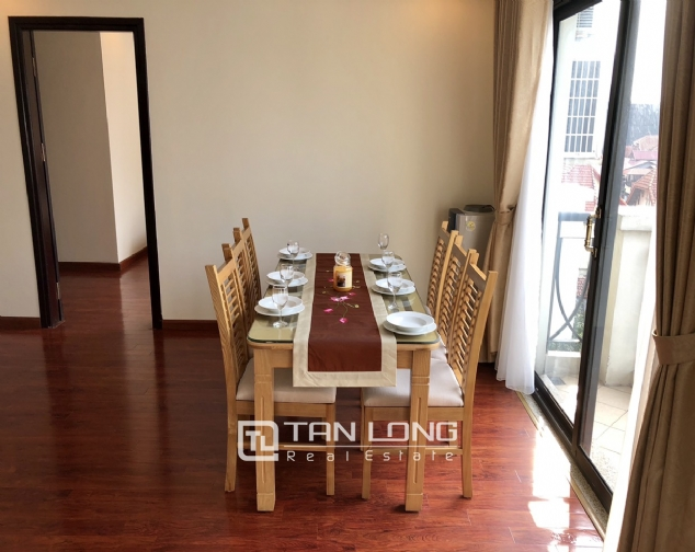 Cool apartment for rent in Au Co street, same side with Xuan Dieu street for rent! 5