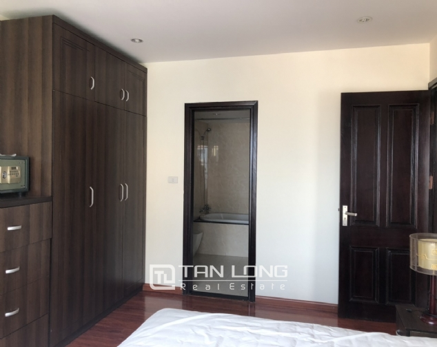 Cool apartment for rent in Au Co street, same side with Xuan Dieu street for rent! 10