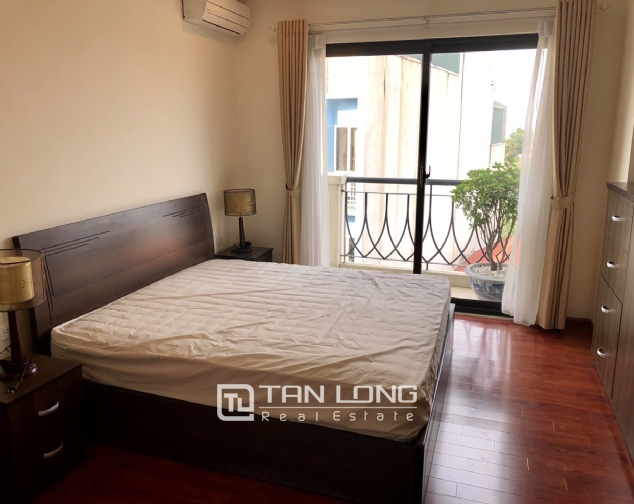 Cool apartment for rent in Au Co street, same side with Xuan Dieu street for rent! 9