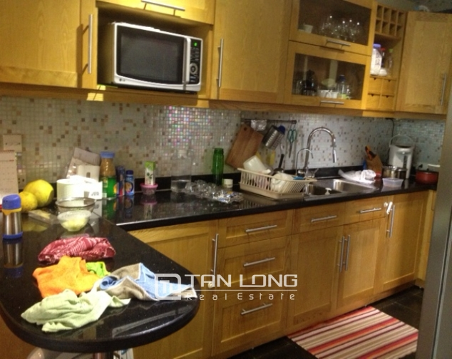 Cozy 3 bedroom apartment in E5 Ciputra Hanoi for sale 6