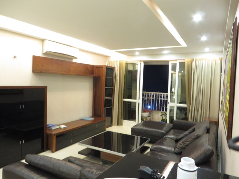 Cozy 4 bedroom apartment in P1 Ciputra Tay Ho to sell