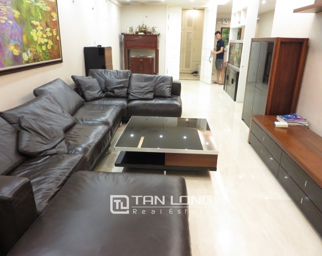 Cozy 4 bedroom apartment in P1 Ciputra Tay Ho to sell 2