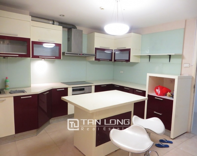 Cozy 4 bedroom apartment in P1 Ciputra Tay Ho to sell 4