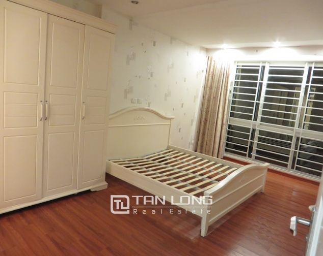 Cozy 4 bedroom apartment in P1 Ciputra Tay Ho to sell 5