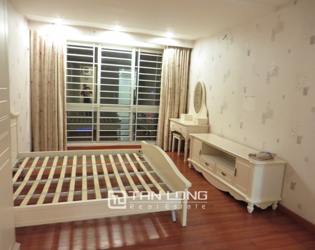 Cozy 4 bedroom apartment in P1 Ciputra Tay Ho to sell 6