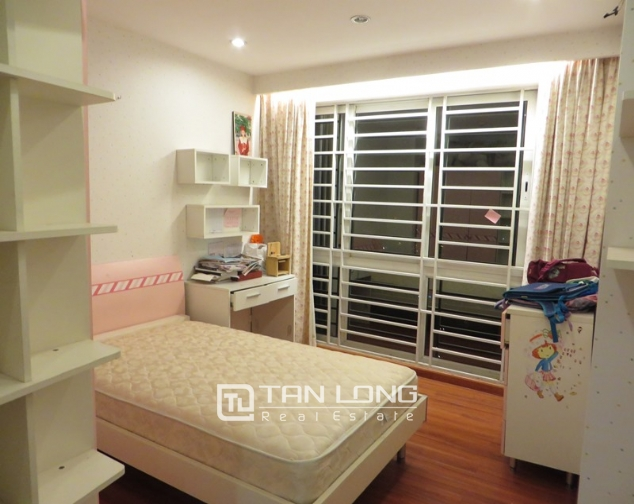 Cozy 4 bedroom apartment in P1 Ciputra Tay Ho to sell 7