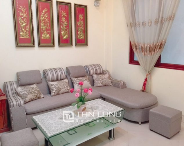 Cozy and fully furnished house for rent in Ngoc Thuy street Long Bien district 3