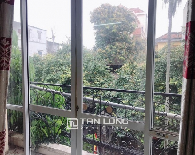 Cozy and fully furnished house for rent in Ngoc Thuy street near French school Long Bien district 1