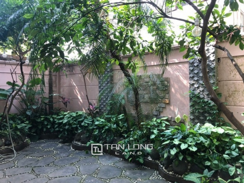 Cozy and furnished 5 bedroom villa for rent in C1 zone Ciputra Tay Ho Ha Noi 1