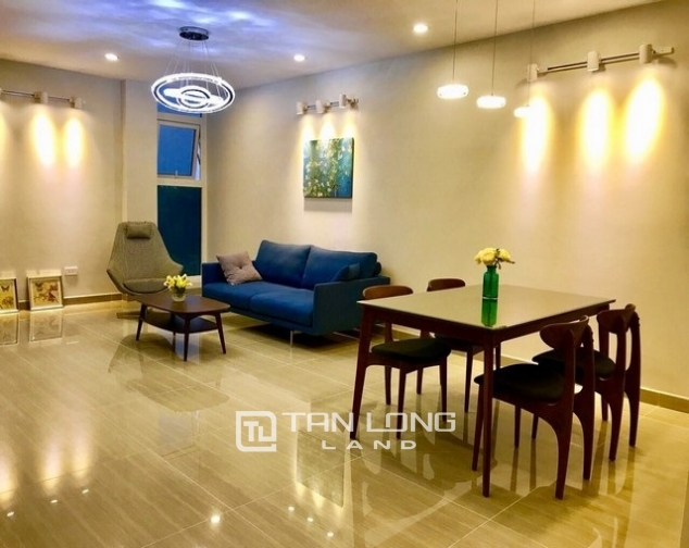 Cozy and modern 3 bedroom apartment for rent in L4 The Link Ciputra 1