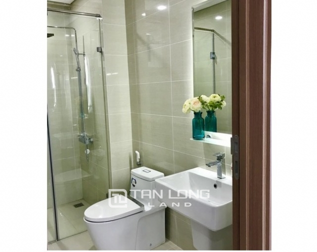 Cozy and modern 3 bedroom apartment for rent in L4 The Link Ciputra 10