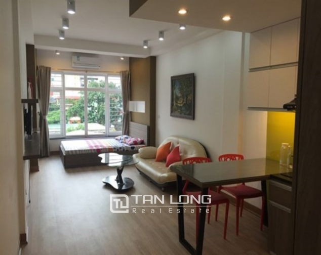 Cozy studio apartment for rent in Doi Can, Ba Dinh, Hanoi 1