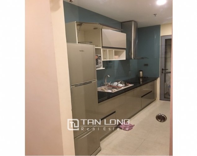 Deserable condominium in Vinhomes Nguyen Chi Thanh for lease 2