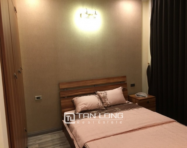 Deserable condominium in Vinhomes Nguyen Chi Thanh for lease 5