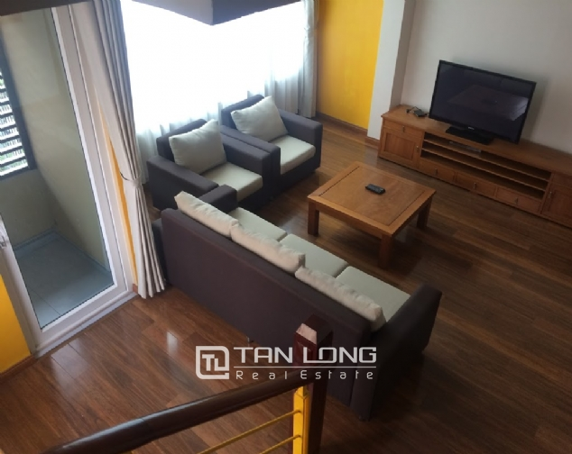 Duplex 2 bedroom apartment for rent on Ling Lang street 4
