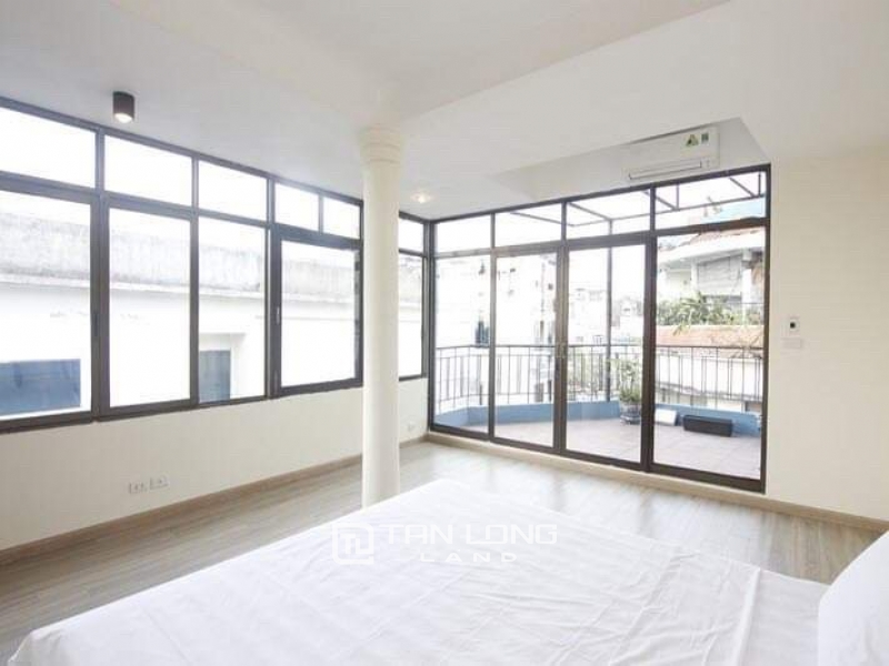 Duplex 2 bedroom apartment for rent on Nam Trang street, Ba Dinh 1