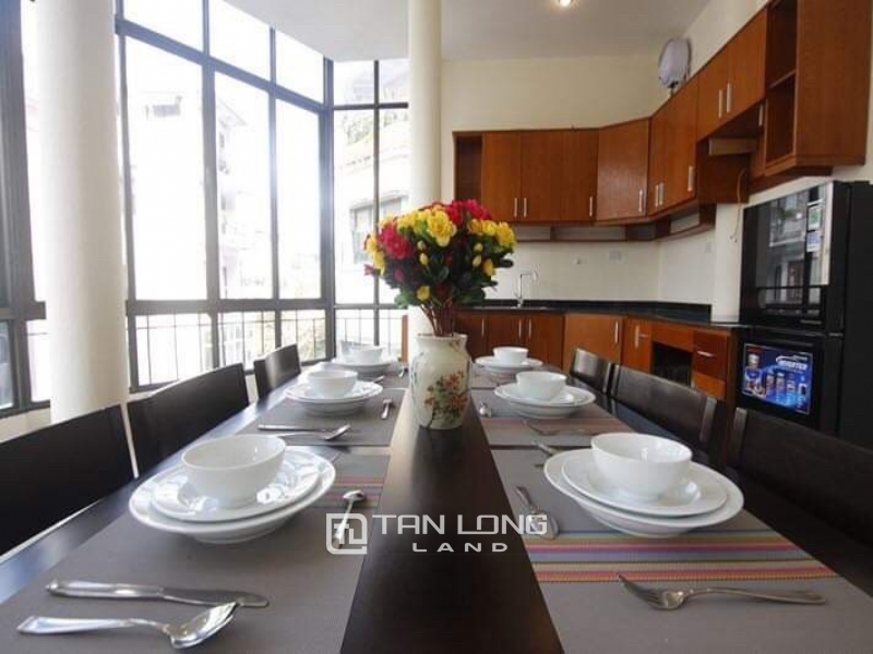 Duplex 2 bedroom apartment for rent on Nam Trang street, Ba Dinh 3