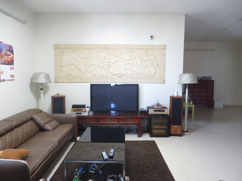 Duplex apartment with modern design for sale in G3 Ciputra, Tay Ho district