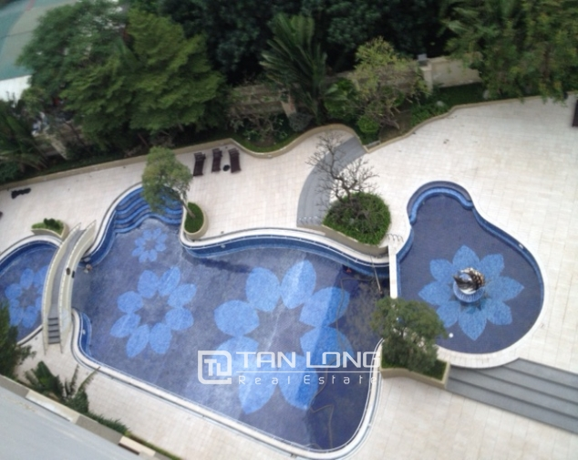 E1 Ciputra 4 bedroom apartment for sale, nice view 8