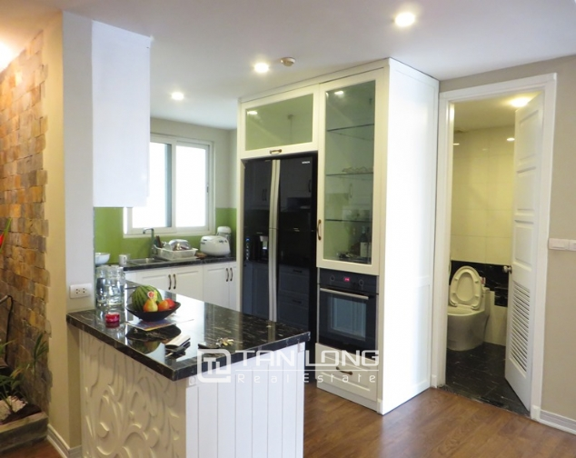 E1 Ciputra apartment for sale, 3 bedrooms, modern decoration 4