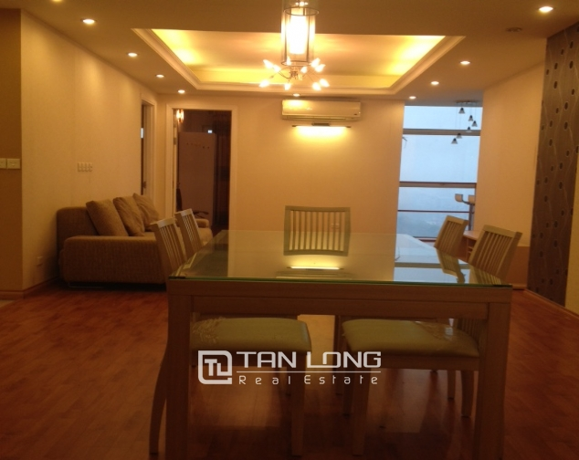 E1 Ciputra Hanoi: selling 3 bedroom apartment, basic furniture 2
