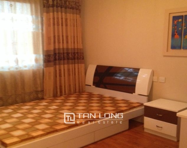 E1 Ciputra Hanoi: selling 3 bedroom apartment, basic furniture 6
