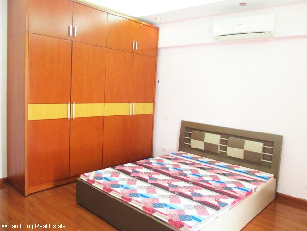 Elegant 3 bedroom flat for rent in Peach Garden, Tay Ho dist, Hanoi 10