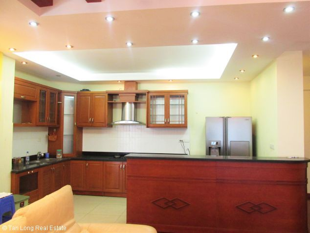 Elegant 3 bedroom flat for rent in Peach Garden, Tay Ho dist, Hanoi 5