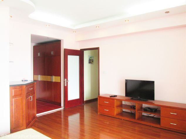 Elegant 3 bedroom flat for rent in Peach Garden, Tay Ho dist, Hanoi 7