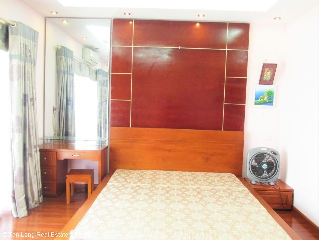 Elegant 3 bedroom flat for rent in Peach Garden, Tay Ho dist, Hanoi 8