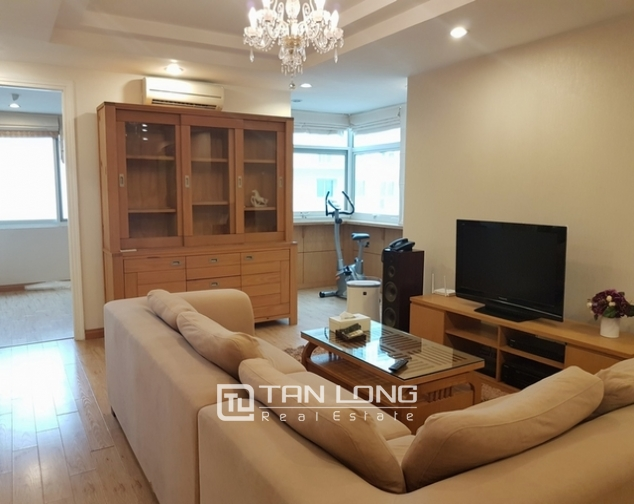 Elegant apartment for rent at Ciputra, Tay Ho distr., Hanoi 1