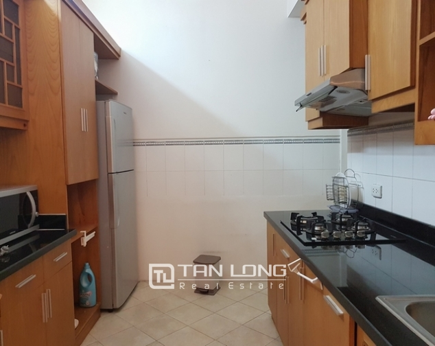 Elegant apartment for rent at Ciputra, Tay Ho distr., Hanoi 3