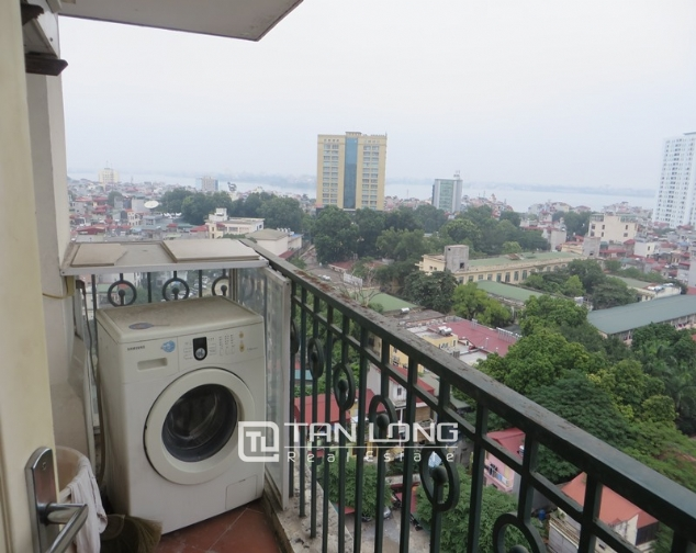 Elegant apartment for rent in Doi Nhan, Ba Dinh district, 2 bedrooms 9
