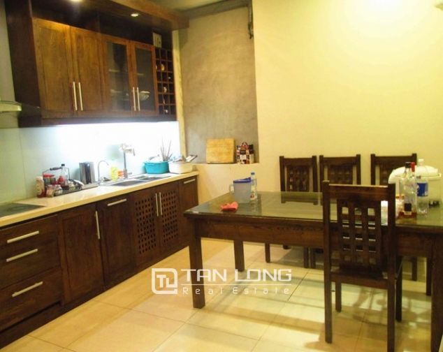 Elegant house for lease on Doi Can str., Ba Dinh distr., Hanoi 5