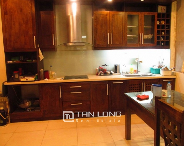 Elegant house for lease on Doi Can str., Ba Dinh distr., Hanoi 6