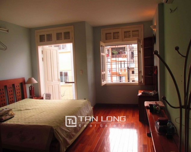 Elegant house for lease on Doi Can str., Ba Dinh distr., Hanoi 8