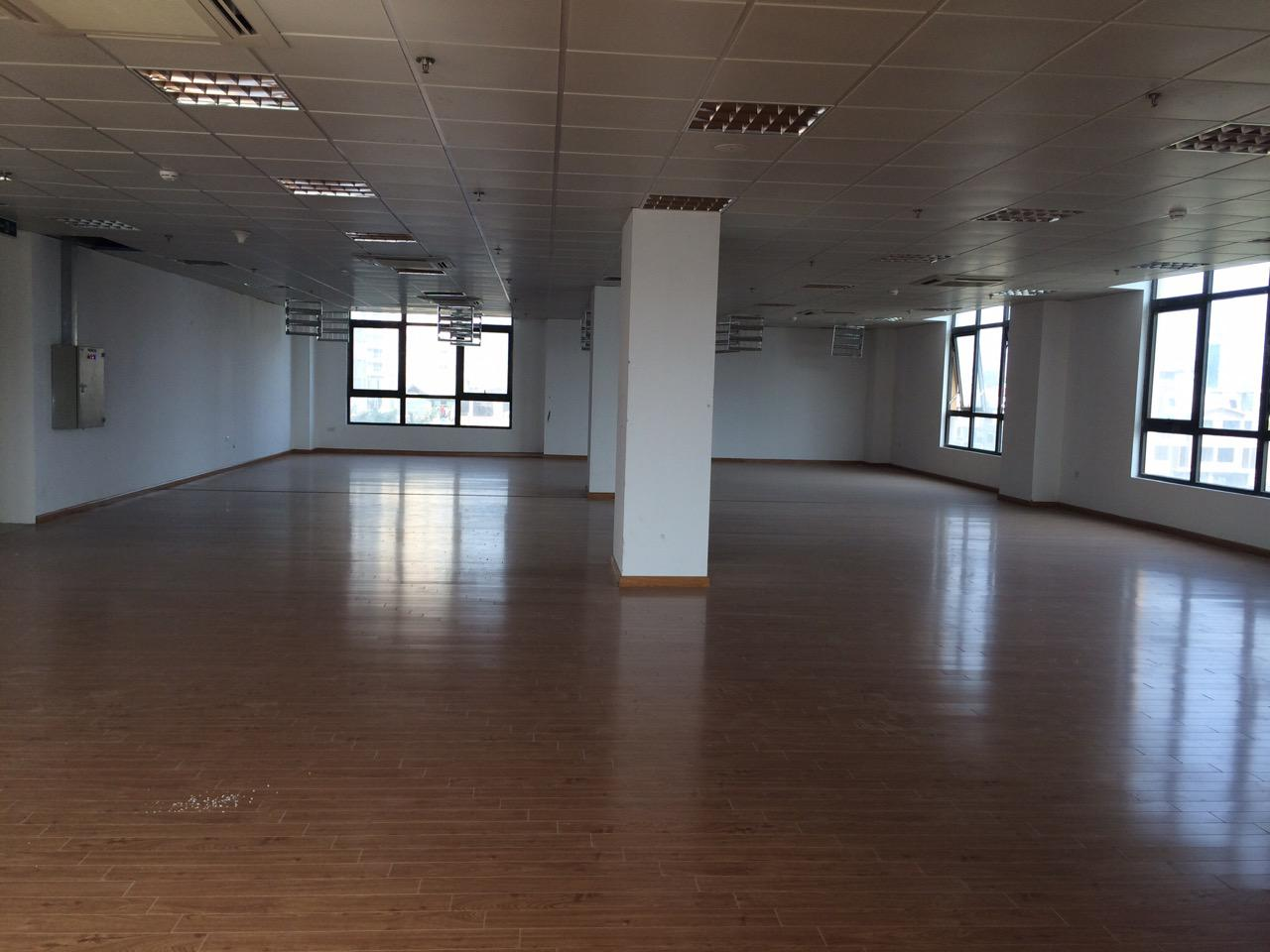 Eurowindow offices for rent in Cau Giay district, Hanoi