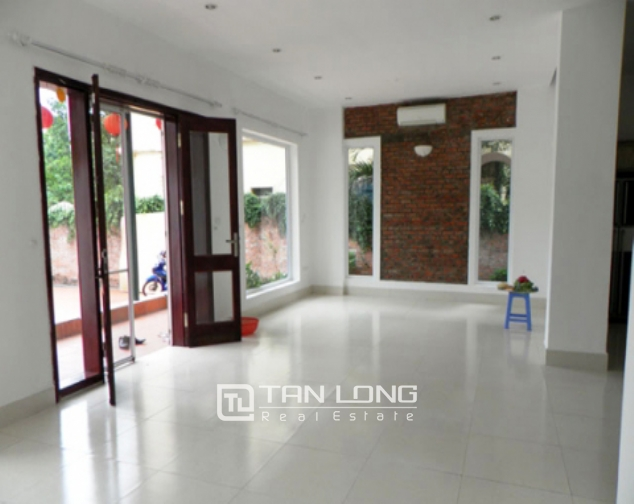 Fantastic 4 bedroom villa for lease with swimming pool and garden in To Ngoc Van, Tay Ho 3