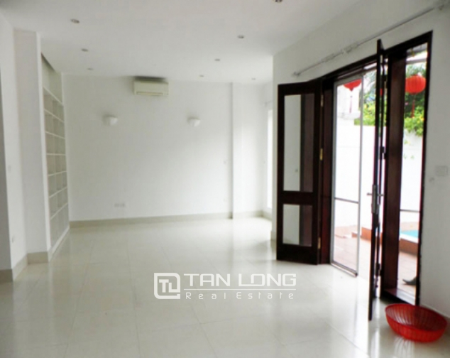 Fantastic 4 bedroom villa for lease with swimming pool and garden in To Ngoc Van, Tay Ho 4