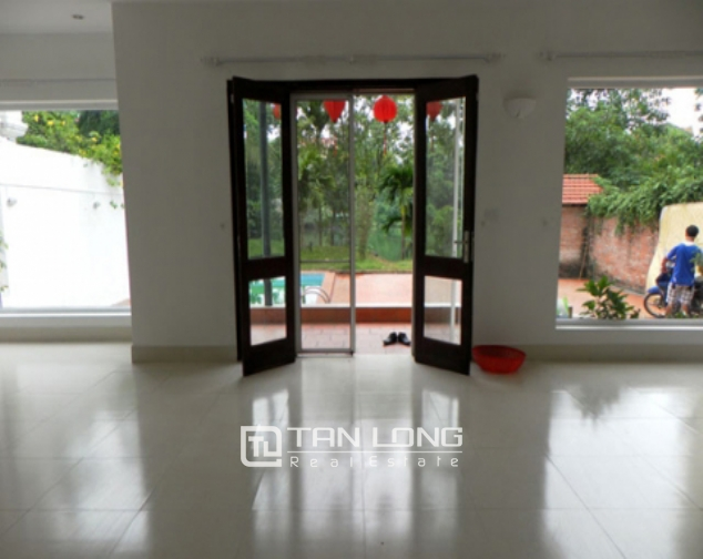 Fantastic 4 bedroom villa for lease with swimming pool and garden in To Ngoc Van, Tay Ho 5