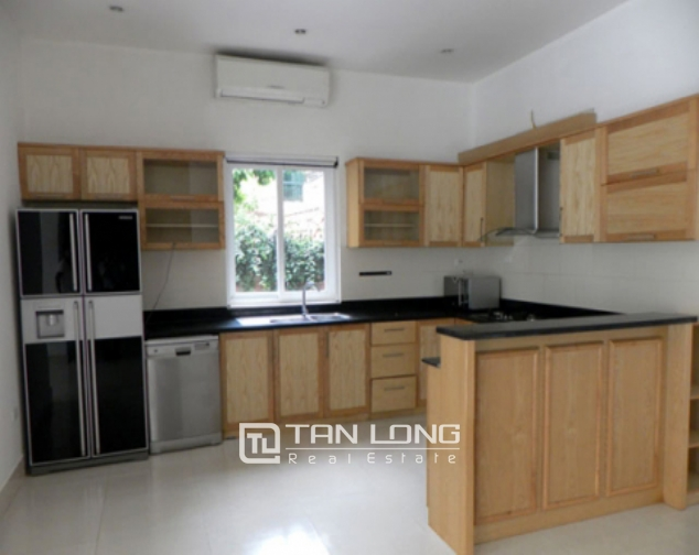 Fantastic 4 bedroom villa for lease with swimming pool and garden in To Ngoc Van, Tay Ho 6
