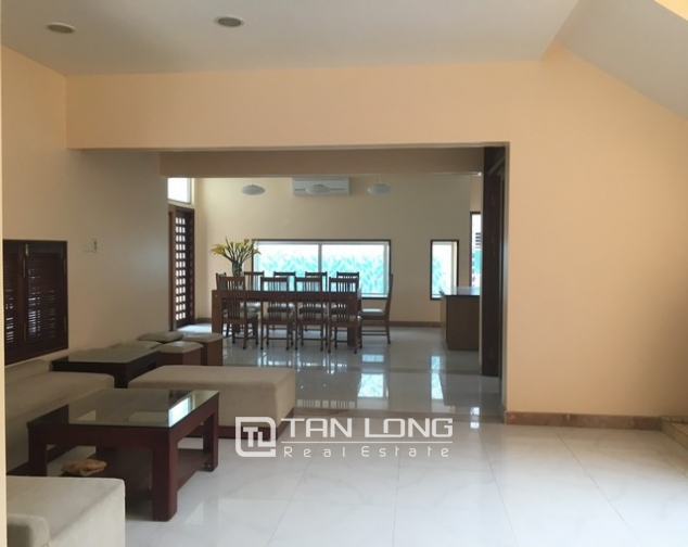Fantastic 4 bedroom villa for rent in Dang Thai Mai, Tay Ho, Hanoi 7