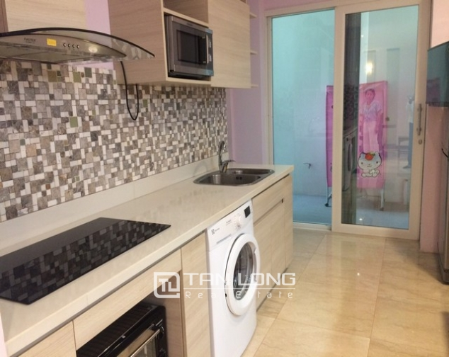 Fantastically modern and nice 3 bedroom apartment for rent in L2 building Ciputra Tay Ho district 3