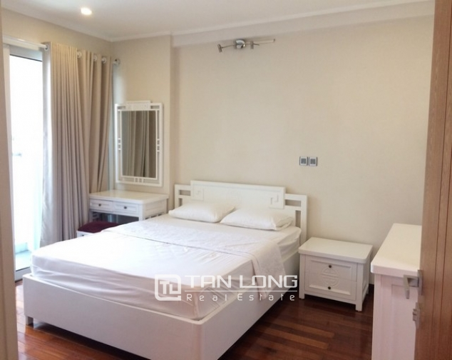 Fantastically modern and nice 3 bedroom apartment for rent in L2 building Ciputra Tay Ho district 5