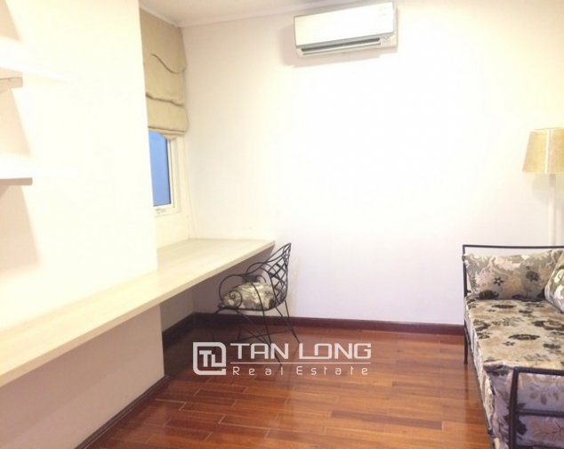 Fantastically modern and nice 3 bedroom apartment for rent in L2 building Ciputra Tay Ho district 6