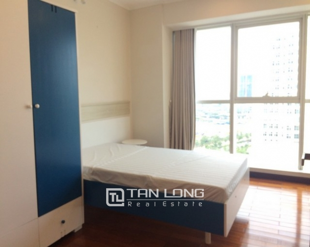 Fantastically modern and nice 3 bedroom apartment for rent in L2 building Ciputra Tay Ho district 8