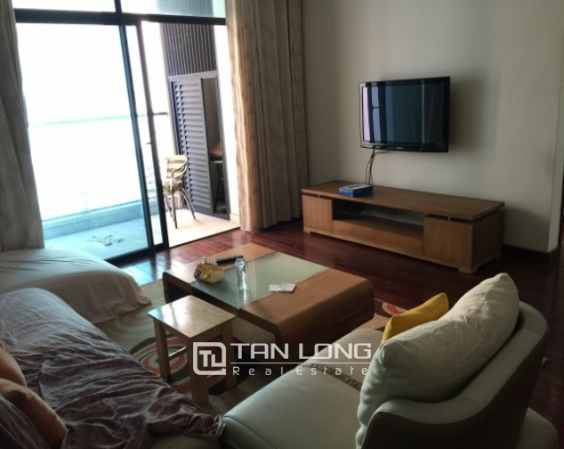 Fascinating apartment for rent in Vincom tower, Ba Trieu 1