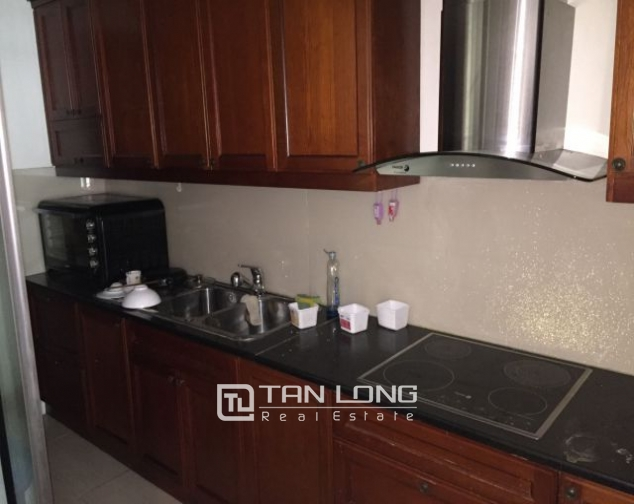 Fascinating apartment for rent in Vincom tower, Ba Trieu 3
