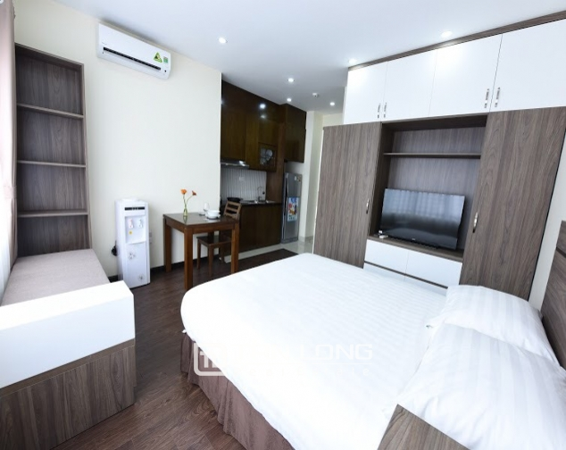 For rent apartment studio service in Hoang Quoc Viet, Cau Giay district, Hanoi 3
